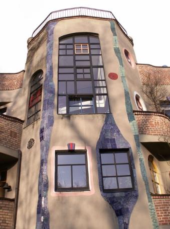 Bad Soden, Hundertwasserhaus