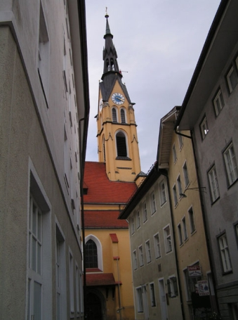 Bad Tölz, Mariä Himmelfahrt