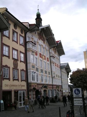 Bad Tölz, Altes Rathaus