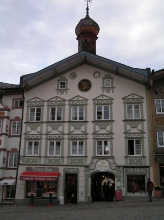 Bad Tölz, Zum Alten Rathaus 43