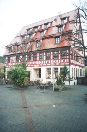 Balingen, Viehmarktplatz
