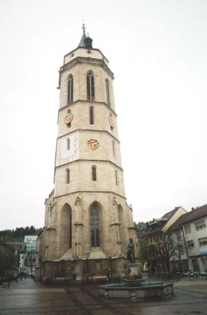 Balingen, Stadtkirche