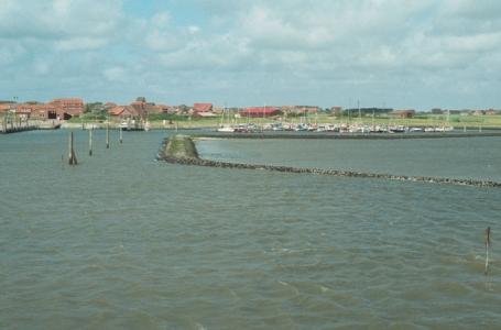 Baltrum, Hafen
