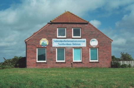 Baltrum, Nationalparkinformationszentrum