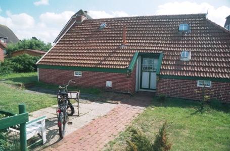 Baltrum, Haus