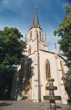 Gütersloh - Martin Luther Kirche